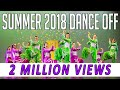 Summer 2018 Dance Off