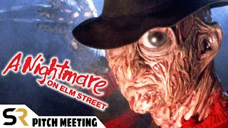A Nightmare On Elm Street Pitch Meeting by Screen Rant