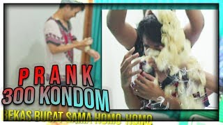 Video PRANK TEMEN MANDI 300 K0NDOM KE MUKA MP3, 3GP, MP4, WEBM, AVI, FLV Februari 2019