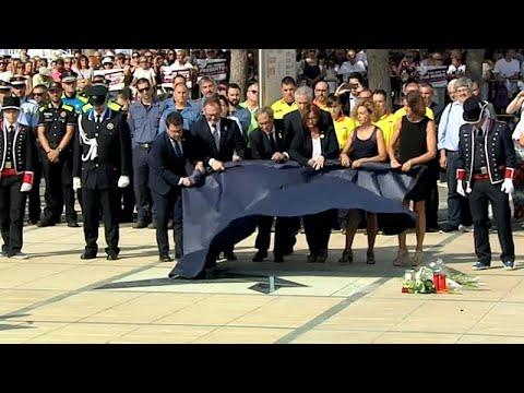 Η Ισπανία τιμά τα θύματα της τρομοκρατίας
