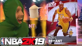 You don't wanna know what I did for Kobe. NBA 2K19