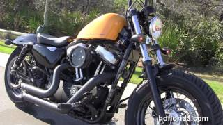 3. Used 2012 Harley Davidson Sportster Forty-Eight Motorcycles for sale