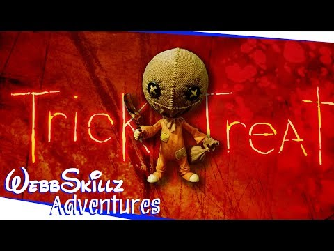 Unboxing Sam from Trick 'r Treat and more Halloween excitement