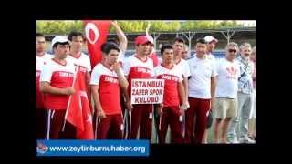 Zeytinburnu Zaferspor Kriket Takımı 2  kez Türkiye Şampiyonu Oldu