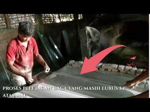 Cara Membuat Kaca Melengkung