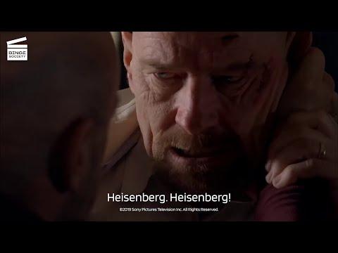 Breaking Bad Season 5: Episode 9: The confrontation HD CLIP