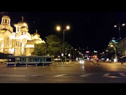 Samsung Galaxy S5 Night Sample Video