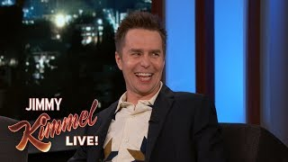 Video Sam Rockwell on Being the Favorite to Win Oscar MP3, 3GP, MP4, WEBM, AVI, FLV April 2018