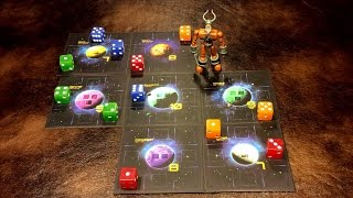 Stikfa-mations By Greg Cornell:  Quantum Board Game Review and How To Play