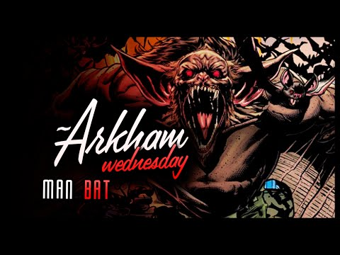 origins - Batman: Man-Bat LORE video. Learn all about the Mythos behind Kirk Langstrom's History from the pages of DC Comics. Gameplay from Batman Arkham Origins #ArkhamWednesdays If you enjoyed ...