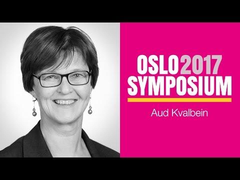 Aud Kvalbeins tale på Oslo Symposium 2017