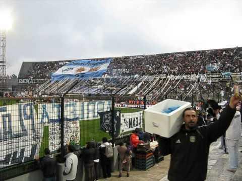 Quilmes AC - Boca Juniors 3:0, 04/08/12 - Indios Kilmes - Quilmes