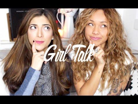 GIRL TALK | Boys, 'Does he like me?' & First Dates! with AmeliaLiana