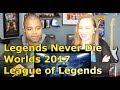League of Legends (REACTION 🔥)