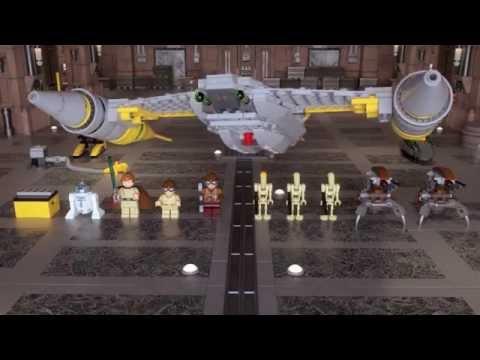 Конструктор Истребитель Набу - LEGO STAR WARS - фото № 13