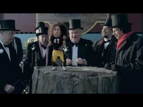 Ground Hog Day - 6 more weeks of Football - Superbowl 44 Commercial