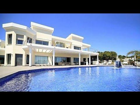 2500000€/Вилла в Испании/Виллы у моря Премиум-класса/Люкс/Элитная недвижимость/Коста Бланка/Бенисса