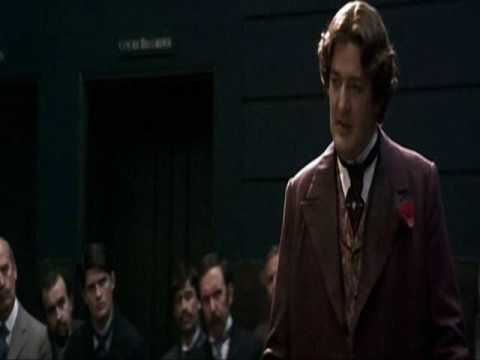 Wilde - This is my favorite scene in the movie