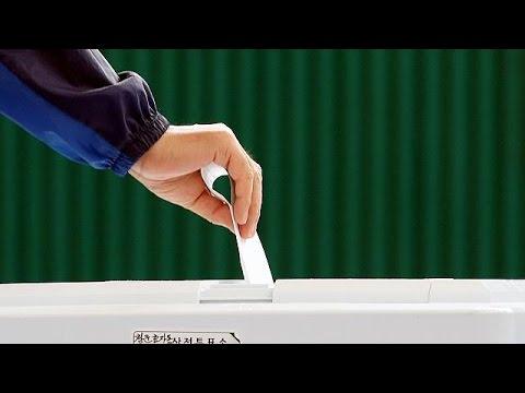 Ν.Κορέα: Κρίσιμες εκλογές μετά το σκάνδαλο με την Παρκ Γκουν-χιε