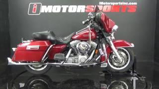 10. 2006 Harley-Davidson® FLHT - Electra Glide® Standard @ iMotorsports A2373