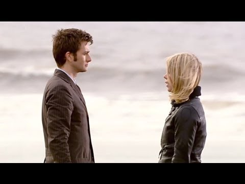 The Doctor And Rose Say Goodbye | Doomsday | Doctor Who | BBC