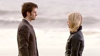 The Doctor And Rose Say Goodbye