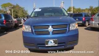 Autoline's 2010 Dodge Caravan Walk Around Review Test Drive