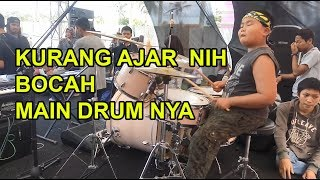 Video PART 2, Drummer reggae cilik Indonesia, Yang penting happy cover reggae family ska MP3, 3GP, MP4, WEBM, AVI, FLV September 2018