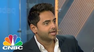 Hollywood's 'Brandfather' Talks Disrupting Food Industry | Squawk Box | CNBC