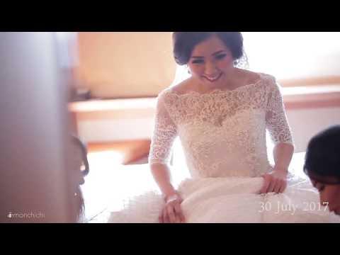 the wedding of timothy & renita
