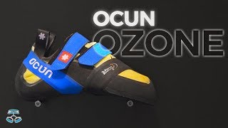 Ocun Ozone climbing shoes - 2019 by WeighMyRack