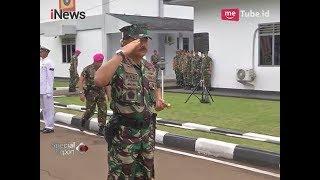 Video Suasana Kedatangan Panglima TNI Marsekal Hadi Tjahjanto ke Markas Marinir - Special Report 21/12 MP3, 3GP, MP4, WEBM, AVI, FLV Mei 2018