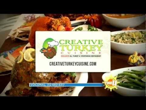 Creative Turkey Cuisine on You and Me
