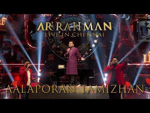 Aalaporaan Tamizhan - A.R. Rahman Live in Chennai