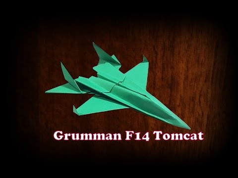 How to make world's best F14 Tomcat...