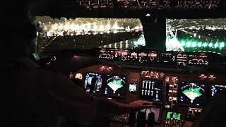 Nonton Boeing 747 400 Miami Take Off In Heavy Rain   Cockpit View Film Subtitle Indonesia Streaming Movie Download