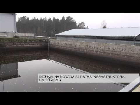 Inčukalna novadā attīstās infrastruktūra un tūrisms