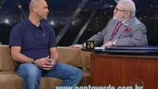 Entrevista do Marcos no Programa do Jô  05/10/2009  Parte I