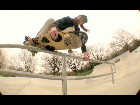Chelmsford Skatepark UK - Harry Hughes / Nicolson - Skateboarding 2017