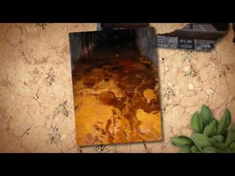 WASTE LAGOON - Acid Rain (original) online metal music video by WASTE LAGOON