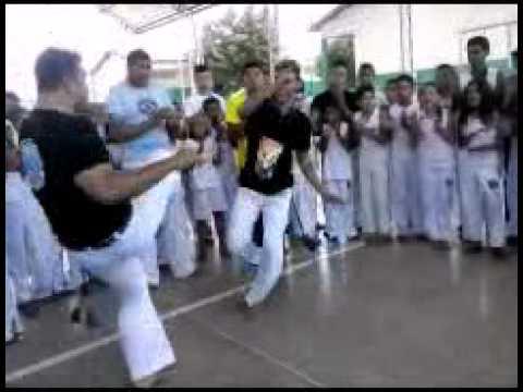 São Salvador Capoeira - Evento em Ipueiras-Ce
