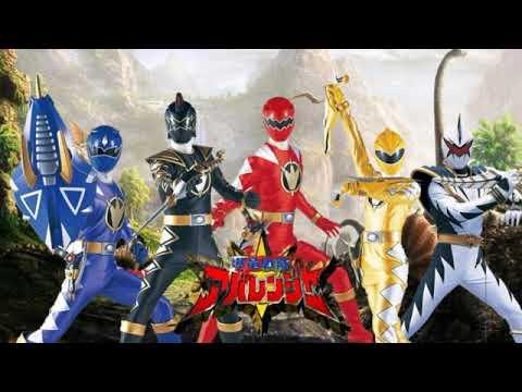 Bakuryuu Sentai Abaranger OST Vast! Explosin! Dash!!
