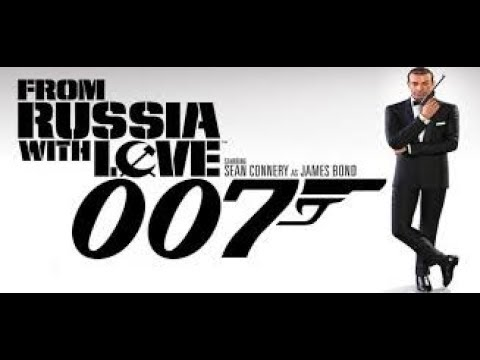 James Bond 007: From Russia with Love (1963) Filming Locations - Sean Connery