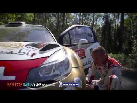 shakedown - 2014 wrc rally australia