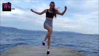 DJ SAYANG VIA VALLEN VS SHUFFLE DANCE