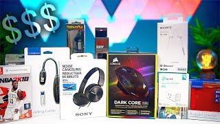 Video Massive Tech Haul! (Under $200 Challenge) MP3, 3GP, MP4, WEBM, AVI, FLV Agustus 2018