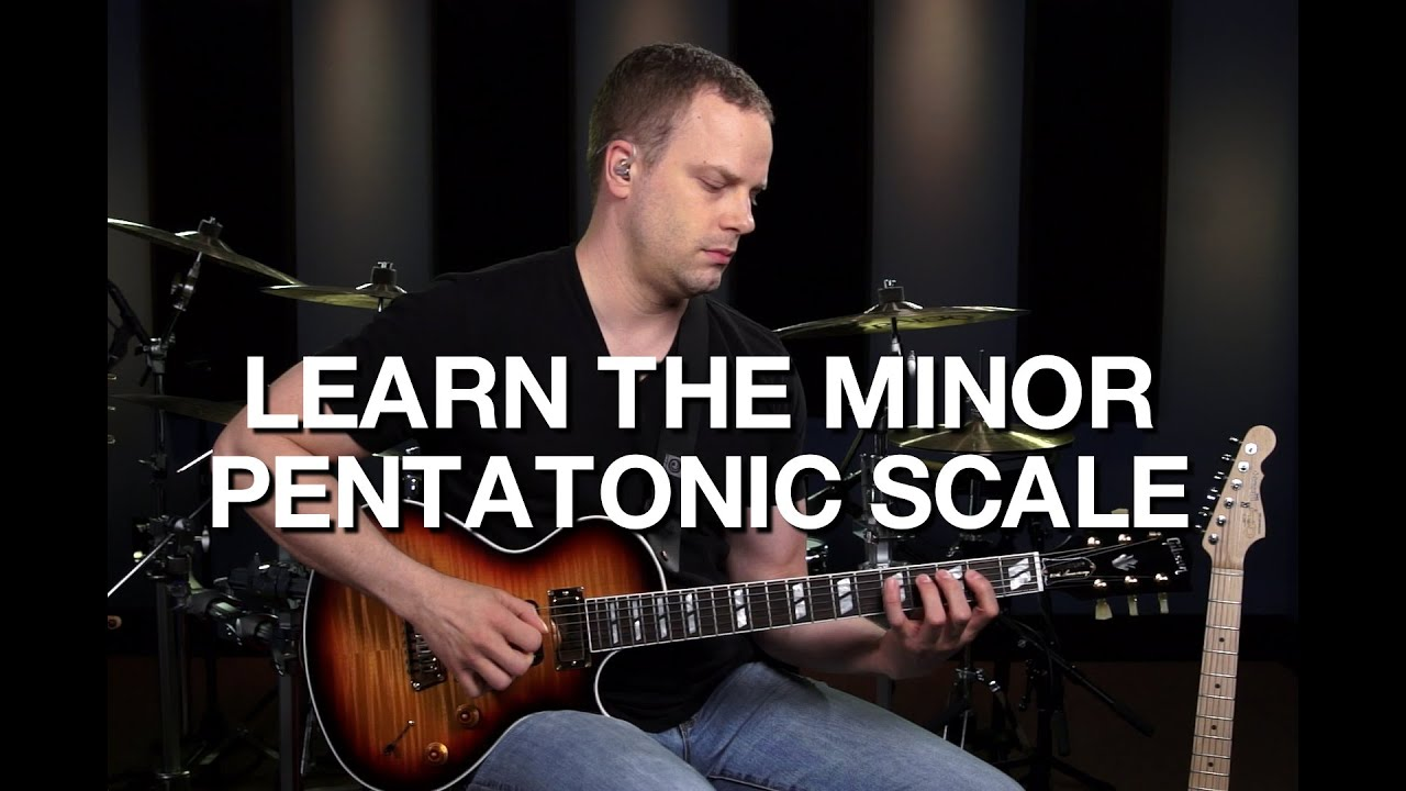 The Minor Pentatonic Guitar Scale – Lead Guitar Lesson #5