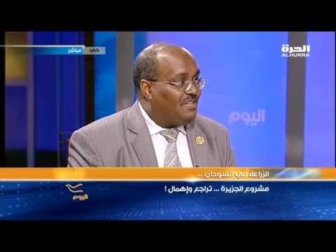 حوار حول مشروع الجزيرة – الخبير الاقتصادي طارق عبدالسلام