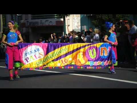 Video Pixar Pals Countdown to Fun Parade download in MP3, 3GP, MP4, WEBM, AVI, FLV January 2017