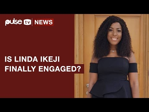 Linda Ikeji Is Finally Engaged | Pulse TV